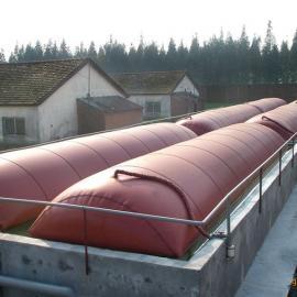 100立方沼气池建设
