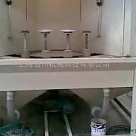 上海环保自动喷砂机专业制造厂家