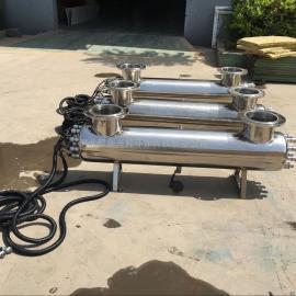 QS-XZY30-12紫外线消毒器|管道式紫外线杀菌器