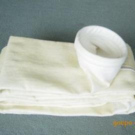 防静电涤纶针刺毡 玻璃纤维除尘布袋 应用范围广 除尘效率高 耐用