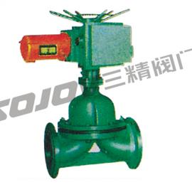 G941J-10电动衬胶隔膜阀