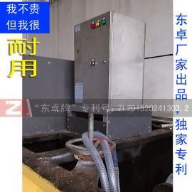 PD-100型钢带式油水分离机,撇油机,刮油机,除油机