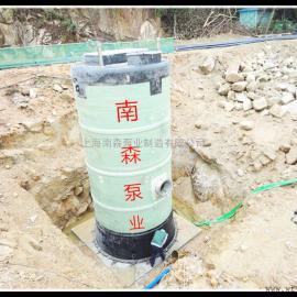 污水提升一体化预制泵站厂家