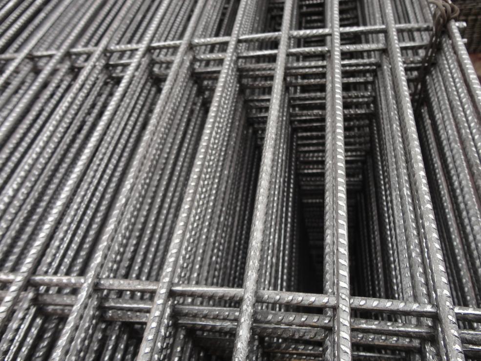 安徽喷漆手脚架脚踏板 建筑焊接钢笆网片价格优惠