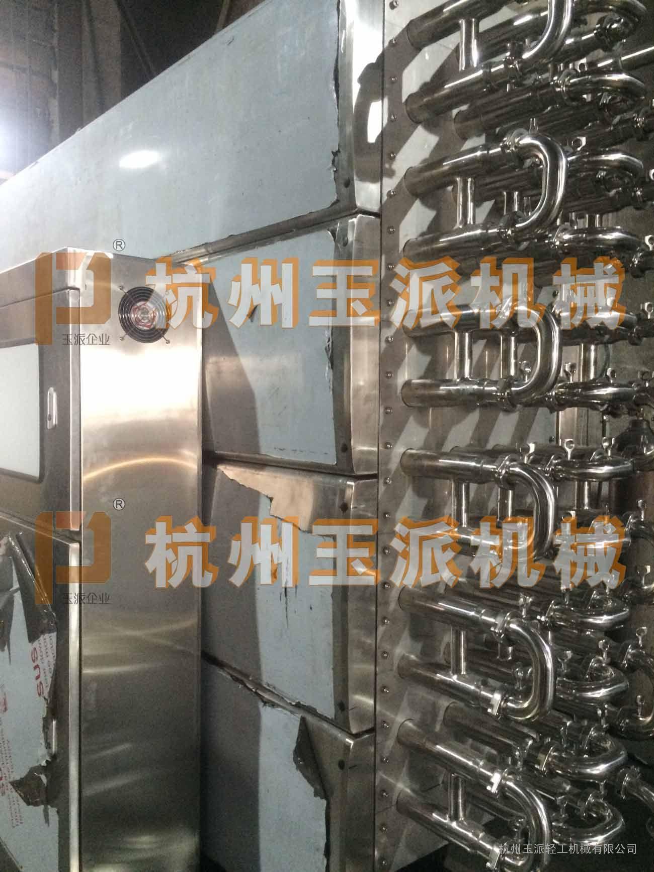 鲜牛奶管道式降温设备/鲜牛奶管道式冷却设备