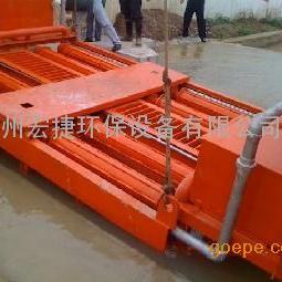 供应基坑式洗轮机NRJ-100滚轴型洗轮机