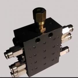 四川-成都GLT 优质润滑脂双线分配器VS-60