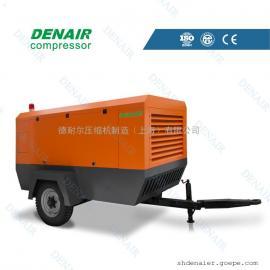 新区德耐尔移动式空压缩机厂家|上海德耐尔移动式空压机