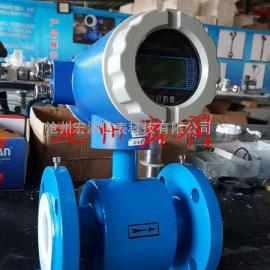 污水/测酸/测碱/自来水/电池供电/电磁流量计