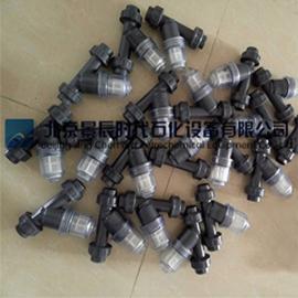 各大电厂专用PVC双由令过滤器 北京景辰 优质更优惠