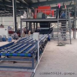 三元防火板设备山东保温制板机价格