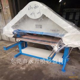 不锈钢平面拉丝机设备 上海砂带拉丝机