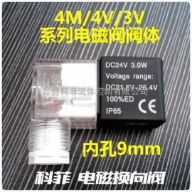 mPm插座式精品电磁阀线圈