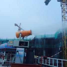 山西翔洲风送式喷雾机