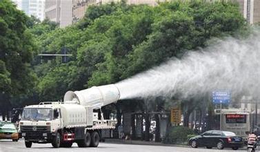 东营智能环保喷雾