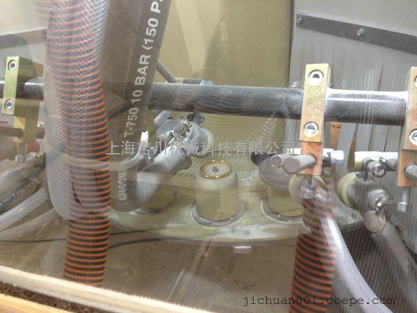 上海同步器齿环去毛刺自动喷砂机