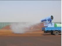 山东莱芜风送式远程喷雾机