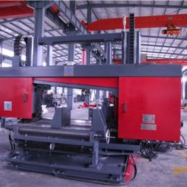 数控转角带锯床 湖南H型钢锯切设备专业的制造生产厂家