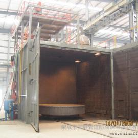 【厂家供应】Q365系列台车转台式抛丸清理机