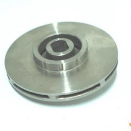 水泵叶轮铸件加工