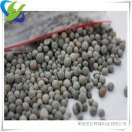广元滤油池用陶粒滤料、4-8mm建筑陶粒