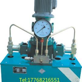 电动试压泵 阀门管道电动试压泵 江苏立式电动打压泵 打压泵