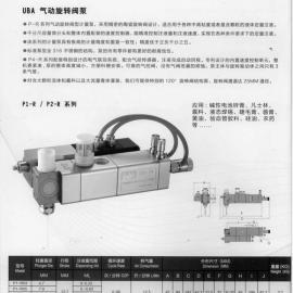 旋转阀气动计量泵