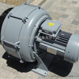 3700W多段透浦式鼓风机