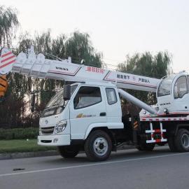 10T汽车吊 吊车生产基地 688型吊车
