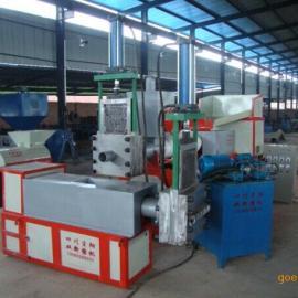 四川双新厂家直销节能型大棚塑料造粒机,薄膜颗粒机