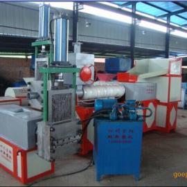 供应四川双新废旧塑料再生颗粒机,废旧塑料造粒机