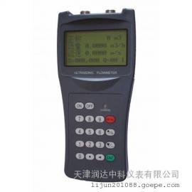 天津TDS-100型手持超声波流量计