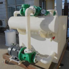 防腐泵 喷射泵,真空喷射机组、真空计量罐、配套化工设备供应