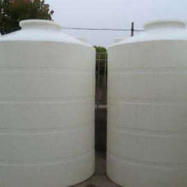 厂家直销3000升耐酸碱储罐 圆形立式储罐 纯净水储罐