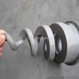 万源碳化硅螺旋喷嘴、耐磨损除尘防堵喷头