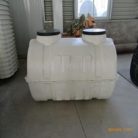 玻璃钢模压化粪池/1立方2立方/厂家直销