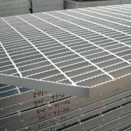 黑龙江工业作业平台钢格板 桥梁走道耐腐蚀钢格板直销