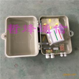 室外1分8光分路器箱- SMC插片式1分8光分路器箱