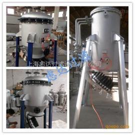碳钢内衬氟/PP/PO/PTFE防腐微孔精密过滤器