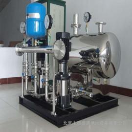 直联式管网叠压变频给水设备
