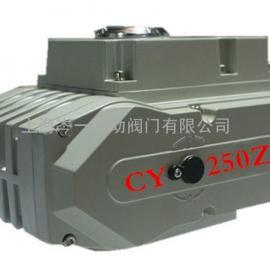 CY-250Z智能型电动执行器CY调节型电动执行器