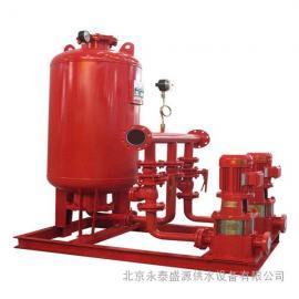 稳压供水设备消防气体顶压