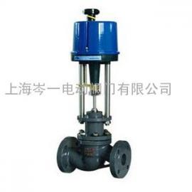 华东ZAZM电子式电动套筒调节阀381电动调节阀PS电动阀