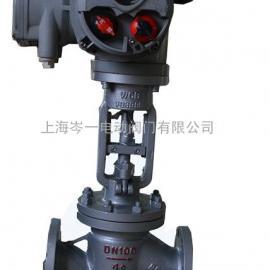 ZAZM电子式电动套筒调节阀381电动调节阀PS电动调节阀