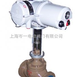 罗托克电子式电动套筒调节阀381电动调节阀PS电动调节阀