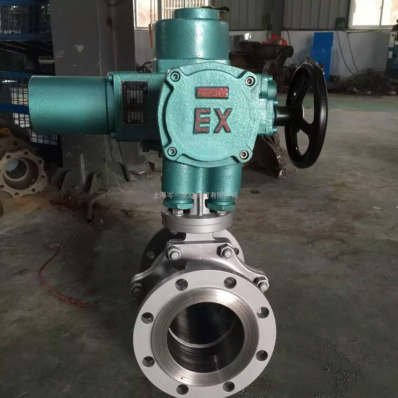 使用铸钢电动球阀 不锈钢电动球阀过程中执行器应注意什么