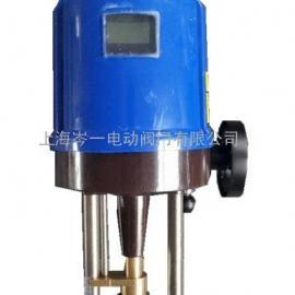 PSL208电子式电动执行器电动执行机构电动装置岑一执行器