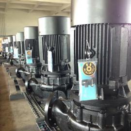 厂家主打产品超静音GDX100-32-15KW立式管道泵