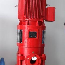 源立牌立式多级消防泵XBD2.2/5G-DL