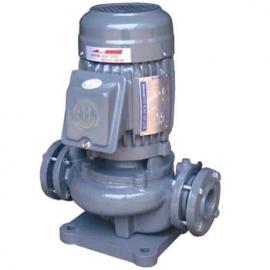 冷水机专用泵YLGC40-13-0.75KW立式管道泵